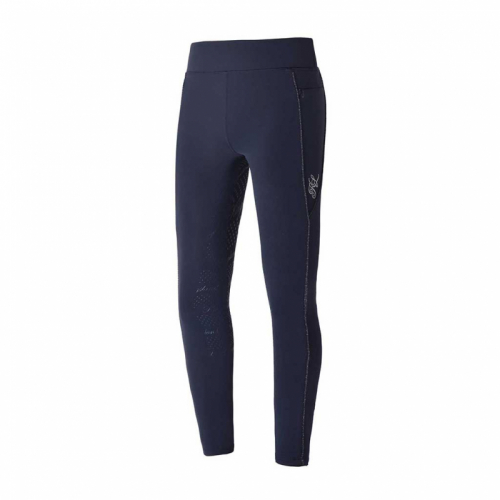 KLKEMMIE GIRLS F-TEC2 F-GRIP TIGHTS KINGSLAND NAVY i gruppen Ryttare / Junior / Ridbyxor hos Charlies Häst (1002056230)