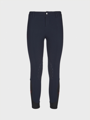 SUPER KID TECHNICAL BREECHES CAVALLERIA TOSCANA NAVY i gruppen Ryttare / Junior / Ridbyxor hos Charlies Häst (1079170630)