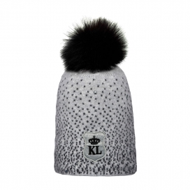 CHIGNIK KNITTED HAT KINGSLAND ONESIZE LIGHT GREY