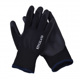 MILAN UNISEX WORKING GLOVES KINGSLAND BLACK