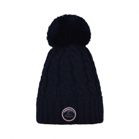 IROQUOIS LADIES KNITTED HAT KINGSLAND ONESIZE NAVY