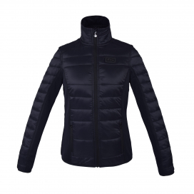BUFFY LADIES PADDED FLEECE KINGSLAND NAVY
