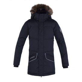 KEATON JUNIOR INSULATED PARKA KINGSLAND NAVY