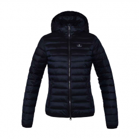 CLASSIC PADDED JACKET LADIES KINGSLAND NAVY