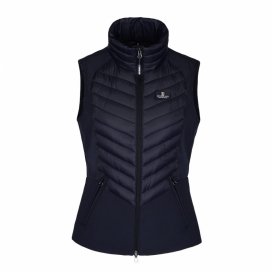 CLASSIC HYBRID BODYWARMER LADIES KINGSLAND NAVY