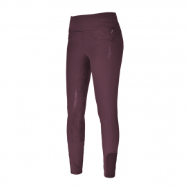 KATJA W E-TEC FULL GRIP PULL ON BREECHES KINGSLAND RED PORT ROYAL