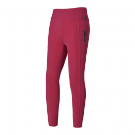 KEMMIE W F-TEC2 FULL GRIP JUNIOR TIGHTS KINGSLAND PINK CARMINE