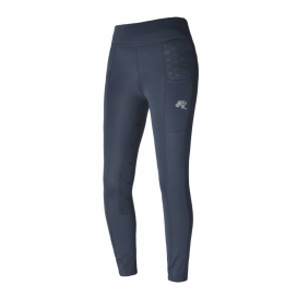 KLKATTIE W F-TEC FULLGRIP TIGHTS KINGSLAND NIGHT BLUE