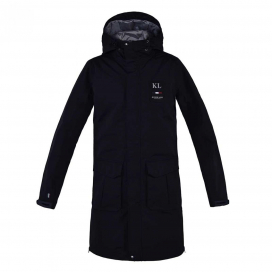 EJIDO UNISEX WP RAIN COAT KINGSLAND NAVY