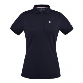 CLASSIC POLO PIQUE LADIES SHIRT KINGSLAND NAVY