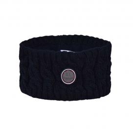 SAANICH LADIES KNITTED HEADBAND KINGSLAND ONESIZE NAVY