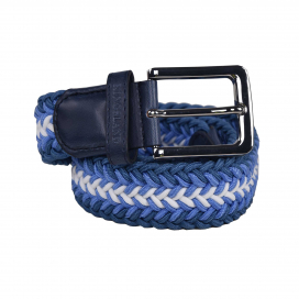 KLTALIOS UNISEX BRAIDED BELT KINGSLAND BLUE MOONLIGHT