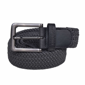 KLIAGAN UNISEX BRAIDED BELT KINGSLAND GREY