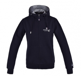 CLASSIC UNISEX HOOD SWEAT JACKET KINGSLAND