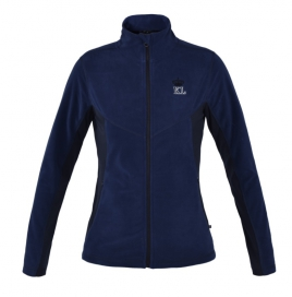 ARKINSON LADIES FLEECE JACKET KINGSLAND BLUE DEPTHS