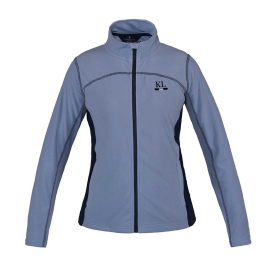 ALICANTE LADIES MICRO FLEECE JACKET KINGSLAND BLUE KENTUCKY