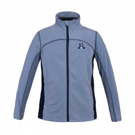 MALAGA JUNIOR MICRO FLEECE JACKET KINGSLAND BLUE KENTUCKY