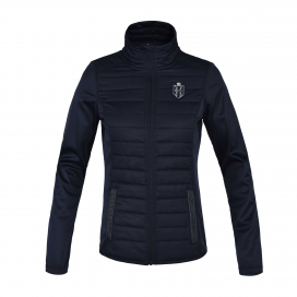 KLAGUEDA LADIES SOFTSHELL JACKET KINGSLAND NAVY