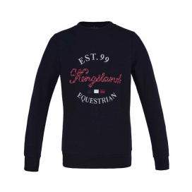 KLCLEO JUNIOR SWEATER KINGSLAND NAVY
