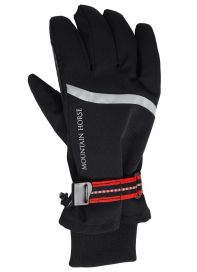 EXPLORER GLOVE MOUNTAIN HORSE BLACK