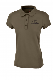BONNY LADIES FUNCTIONAL POLO PIKEUR OLIVE TREE