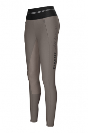 GIA GRIP ATHLEISURE TIGHTS PIKEUR TAUPE