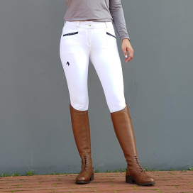 HEDVIG JR KNEE GRIP BREECHES JACSON WHITE
