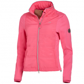 SANDY STYLE QUILTED JACKET SCHOCKEMÖHLE HOT PINK