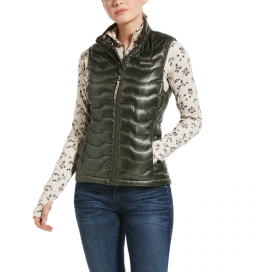 IDEAL DOWN VEST ARIAT PRAIRIE