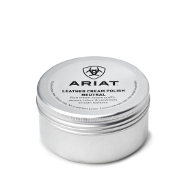LEATHER CREAM POLISH ARIAT NEUTRAL