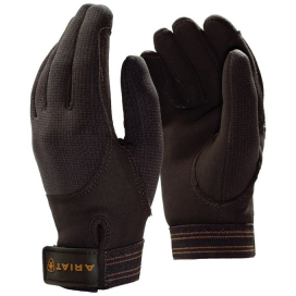TEK GRIP INSULATED HANDSKE ARIAT BARK