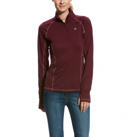 LOWELL 2.0 WOMENS 1/4 ZIP ARIAT BEATROUTE
