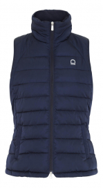 ASTER PADDED VEST KIDS EQUIPAGE NAVY