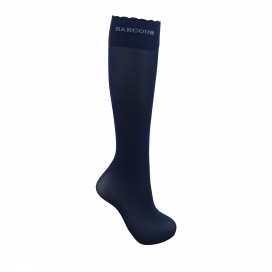 KENNY SOCKS FANCY 1 PAIR HARCOUR 35-39 NAVY