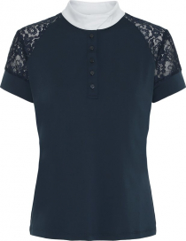 BROOKE SHOWSHIRT EQUIPAGE NAVY