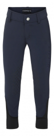 AMAL KIDS BREECHES KNEE GRIP EQUIPAGE NAVY
