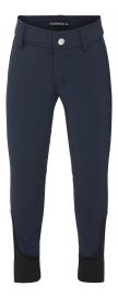 AMAL KIDS BREECHES FULL GRIP EQUIPAGE NAVY