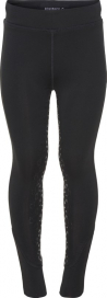 DAI FULL GRIP KIDS TIGHTS EQUIPAGE BLACK