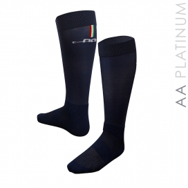AA UNISEX TECH SOCK NAVY