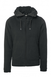 GORIZIA MICROFIBER FLEECE AA DARK GREY