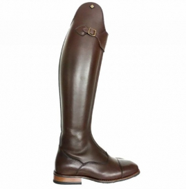 DENIRO POLO BOOTS BROWN