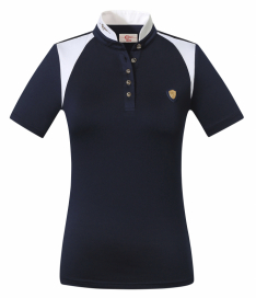 COMPETITION SHIRT LADIES COVALLIERO NAVY