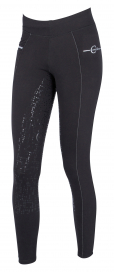 LINN RIDING TIGHTS COVALLIERO BLACK