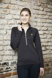 ACTIVE SHIRT LADIES COVALLIERO ANTRACITE