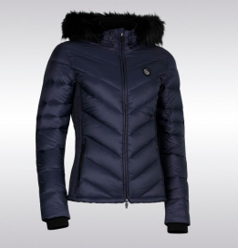 COURCHEVEL DOWN JACKET SAMSHIELD NAVY
