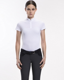 MINI PERFORATED BLOCK POLO CAVALLERIA TOSCANA