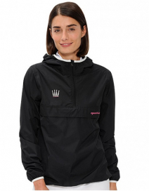 KAYA RAIN JACKET SPOOKS BLACK