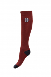MARIE SOX SPOOKS ONESIZE BORDEAUX