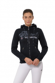 ROXY JACKET SEQUIN SPOOKS NAVY