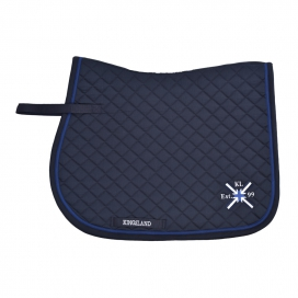 WRENS SADDLE PAD WITH COOLMAX KINGSLAND NAVY